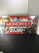 GI Joe Monopoly Collector's Edition Board Game Sealed