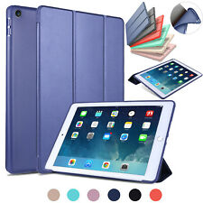 Smart Flip PU Leather Case for iPad 2 3 4 9.7 10.2'' 7th Mini 5 4 3 2 1 Air 1 2