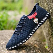 POPULAR Inglaterra hombre transpirable RECREATIVO Zapatos Casual tenis calzados