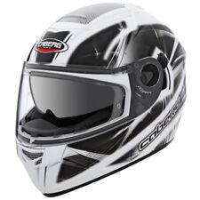 Caberg Ego Ultralight Motorcycle Helmet Small S Size Motorbike Full Face Crash