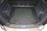 Kofferraum Wanne Schale Matte für VW Touran II 5T 2015- 5/7-Sitze 3. Reihe flach