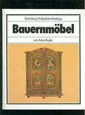 Battenberg Antiquitäten Kataloge  Bauernmöbel