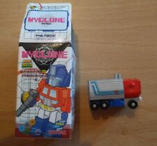 Transformers Myclone Series 1 Optimus Prime vehicle mode Convoy