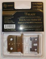 Pro-mate for Andis T-Outliner Trimmer Gold Replacemnt Blade Set NEW
