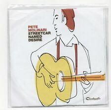 (IV435) Pete Molinari, Streetcar Named Desire - 2010 DJ CD