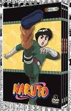 17181 // COFFRET 3 DVD NARUTO VOLUME 15 NEUF SOUS BLISTER