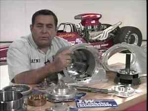 The Racing Chevy 350 Turbo Automatic Transmission - Detailed Step by Step DVD