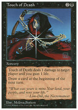 Touch of Death x4 4x 5th NM MTG