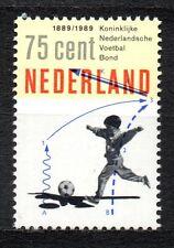 Netherlands - 1989 Soccer union centenary Mi. 1369 MNH
