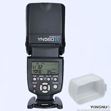 Yongnuo flash speedlite YN-560IV speedlight for Nikon D3200 D3300 D3100 D3000