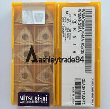 10PCS NEW MITSUBISHI Carbide Inserts WNMG080404-MA US735 WNMG431MA