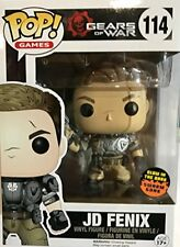 Figurine Funko Pop Gears of War JD Fenix Slimed GITD