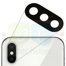 Apple iPhone X Genuine Replacement Rear Glass Camera Lens Repair Part Adhesive