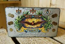 Alte Nestor Gianaclis Blechdose * PHENIX Zigarettendose * 25 Cigarettes old tin