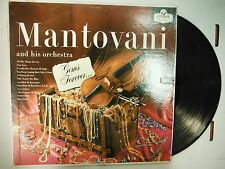 33 RPM Vinyl Mantovani Gems Forever... London LL3032 020315KME