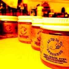 All Up In Yo Beesness [2 oz] ORGANIC Skin&Hand Cream. Paraben/Silicon/SLS-free