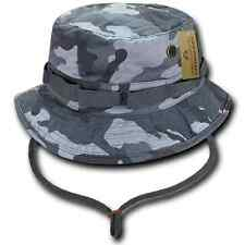 ACU Camouflage Camo OD Boonie Bucket Military Fishing Hunting Rain Hats Caps