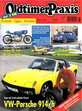 OP9906 + NSU 201 ZD Pony + VW-Porsche 914/6 + Oldtimer Praxis 6/1999