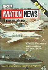 AVIATION NEWS 14-27 JUN 85: ROLAND C.II PLANS & ARTICLE/ AVIATION FORMS
