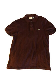 lacoste polo Slim Fit 5