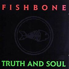 Truth And Soul By Fishbone  , Music CD