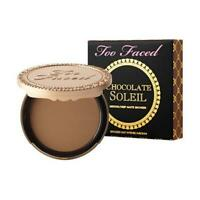 Too Faced Chocolate Soleil Medium Deep Matte Bronzer Intense Bronzing Powder