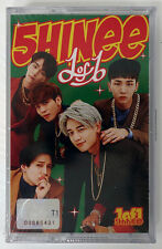 SHINee - 1 of 1 [LIMITED CASSETTE TAPE]  +Folded Poster +Free Gift +Tracking no.