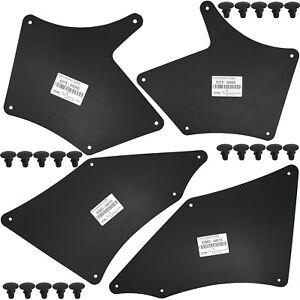 Splash Guards for Toyota Tacoma 2005-2020 Fender Liner Mud Flaps Apron seals