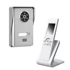 Pentatech DVT50 SET Funk-Video-Türsprechanlage mit 2,5 Zoll Display, erweiterbar