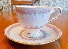 Tuscan English - Bone China Footed Cup & Saucer C9068