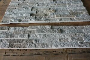 1 Muster Marmor Natursteinwand Wandverkleidung Riemchen Klinker Fliesen 44€/m²