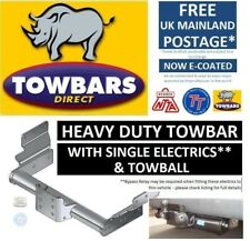 Towbar for Ford Transit Van & Minibus 2000 to 2014 Heavy Duty Flange Tow TF158