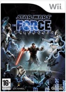 Star Wars The Force Unleashed - Nintendo Wii