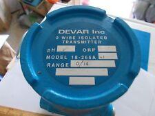 Devar 2 Wire Isolation Transmitter 18-265A , Ph