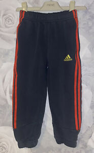 Boys Age 2-3 Years - Adidas Mickey Mouse Jogging Bottoms