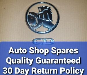 Holden Astra 2006 Badges