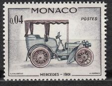 TIMBRE MONACO NEUF N° 560 * VOITURE MERCEDES 1901
