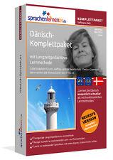 DÄNISCH lernen von A bis Z - Sprachkurs-Komplett-DVD plus Smartphone-Version