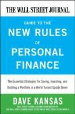The Wall Street Journal Guide to the New Rules of Personal Finance: Es-ExLibrary