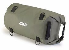 GIVI EA114KG WATERPROOF luggage DRY BAG 30 L cylindrical HOLDALL seat TAIL BAG