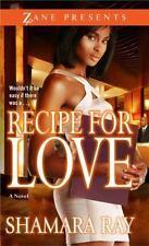Recipe for Love (Zane Presents)-ExLibrary