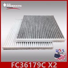 FC36179C(CARBON)(x2pcs) CABIN AIR FILTER ~ 2014-16 CADENZA & 2011-15 OPTIMA