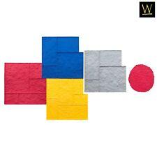 Three Rivers Ashler   Stone Tile Concrete Stamp Set by Walttools - 5 Pc.