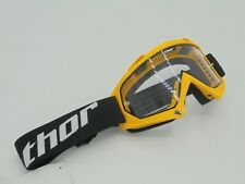 Thor Enemy MX Goggle Yellow/Black - Goggle Bag Included