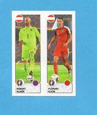 PANINI-EURO 2016-Figurina n.650- ALMER+KLEIN - AUSTRIA -NEW