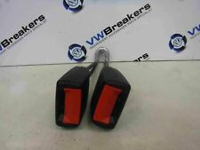 Volkswagen Polo 1999-2003 6N2 Drivers OSR Seat Buckle Clip Red