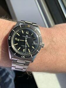 Vintage Baume & Mercier Hydromatic Diver / All SS Case