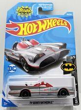 2019 Hot Wheels BATMAN 3/5 TV Series Batmobile
