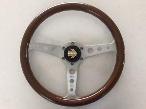 Momo Heritage Indy 350mm Steering Wheel