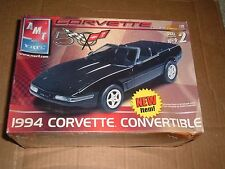 2002 AMT/ERTL Model 50TH ANNIVERSARY '94 CORVETTE CONVERTIBLE Kit #31826